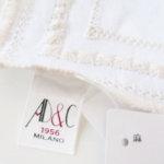 アーディアンドシー|AD&C|ハンドメイドリネンポケットチーフ|ホワイトイメージ06