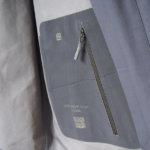 モノビー|MONOBI|ゴム引きショート丈コート|S|コットン100%イメージ07