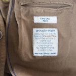 チルコロ|CIRCOLO 1901|コットンストレッチ鹿の子ジャージ2Bジャケット|CN1354|ブラウンイメージ011