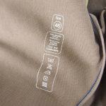 チルコロ|CIRCOLO 1901|コットンストレッチ鹿の子ジャージ2Bジャケット|CN1354|ブラウンイメージ012