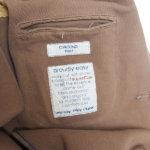チルコロ|CIRCOLO 1901|コットンストレッチ鹿の子ジャージ2Bジャケット|CN1354|ブラウンイメージ013