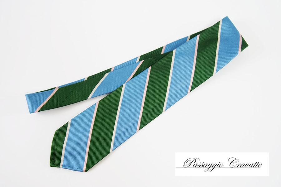 パッサッジョ クラバッテ|Passaggio Cravatte|レジメンタルネクタイイメージ01