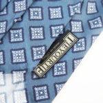 タイユアタイ|TIE YOUR TIE|シルクネクタイ(セッテピエゲ)|ネクタイ|小紋柄|ブルーイメージ010