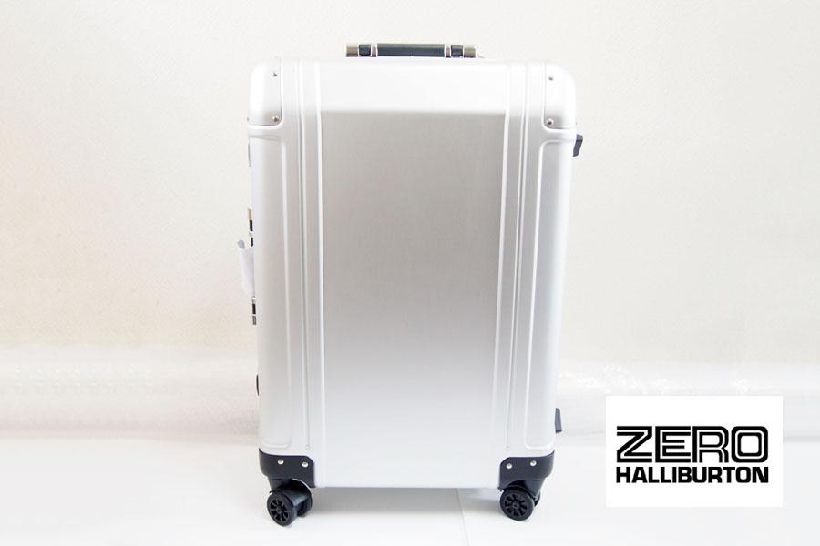 ゼロハリバートン|ZERO HALLIBURTON|ZRシリーズトローリー24インチ|ZR Series|Trolley 24inch |ZRG24-SI/9400605|アルミニウムイメージ01