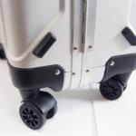 ゼロハリバートン|ZERO HALLIBURTON|ZRシリーズトローリー24インチ|ZR Series|Trolley 24inch |ZRG24-SI/9400605|アルミニウムイメージ03