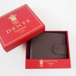 デンツ|DENTS|2つ折り財布|グレインレザー|ダークブラウンイメージ013