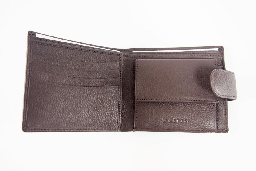 デンツ|DENTS|2つ折り財布|グレインレザー|ダークブラウンイメージ09