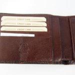 ペローニ|peroni|2つ折財布 Art 1461/K Briar brownイメージ011