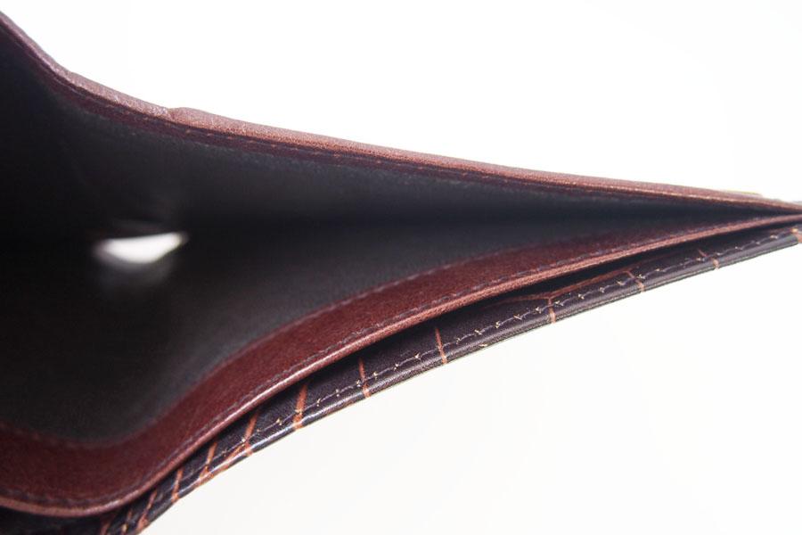 ペローニ|peroni|2つ折財布 Art 1461/K Briar brownイメージ013