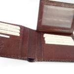 ペローニ|peroni|2つ折財布 Art 1461/K Briar brownイメージ09