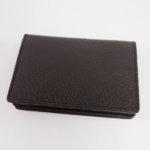 デンツ|DENTS|カードケース|名刺入れ|グレインレザー|ダークブラウンイメージ04