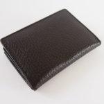 デンツ|DENTS|カードケース|名刺入れ|グレインレザー|ダークブラウンイメージ05