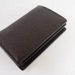 デンツ|DENTS|カードケース|名刺入れ|グレインレザー|ダークブラウンイメージ06