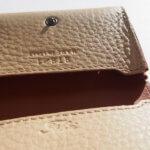 フェリージ Felisi カードケース 878/1 ベージュイメージ09