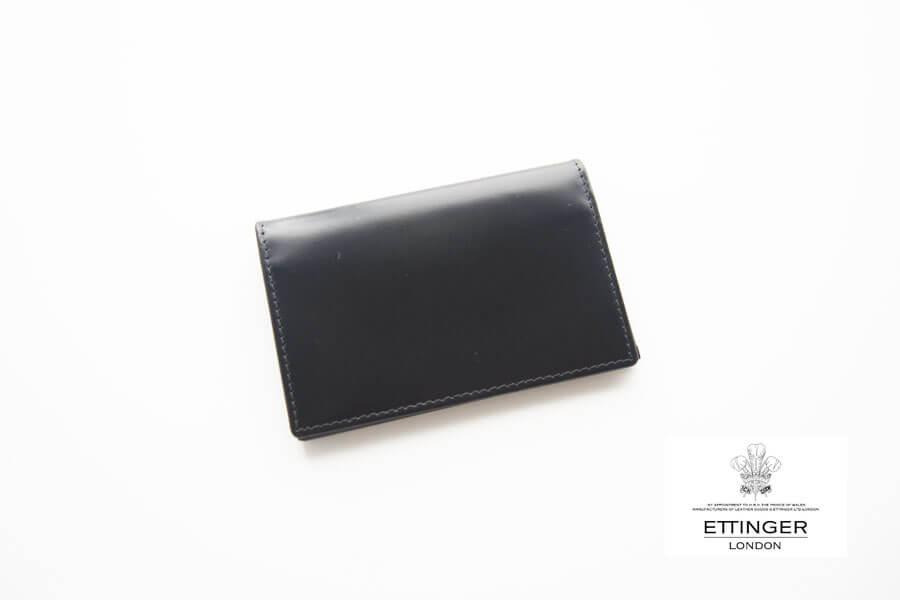 エッティンガー|ETTINGER|名刺入れ|BH143C|ブラックイメージ01