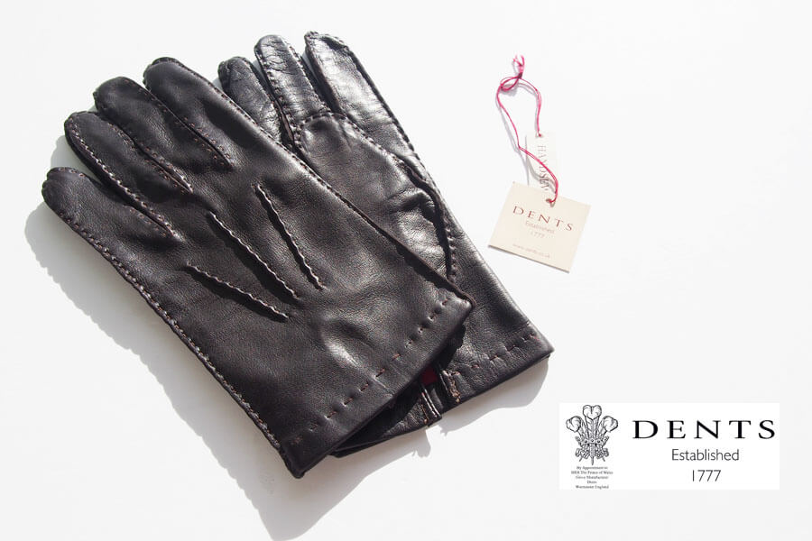 デンツ|DENTS|メンズレザーグローブイメージ01