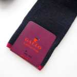 ガッロ|GALLO|ロングホーズソックス|ウール×ナイロン|ブルー系|T2416イメージ02