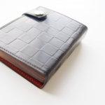 博庵|ヒロアン|HIROAN|コードバン|カードケース|市松模様イメージ04