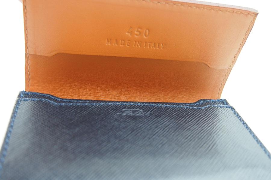 フェリージ|Felisi|サフィアーノレザー|カードケース|名刺入れ|450/SI|ネイビーイメージ08