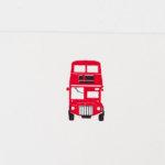 スマイソン|SMYTHSON|ロンドンバス メッセージカードセットイメージ05