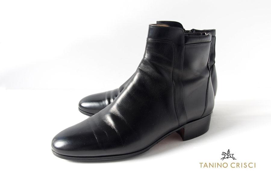 タニノクリスチ|TANINO CRISTI|ショートブーツ|6Dイメージ01