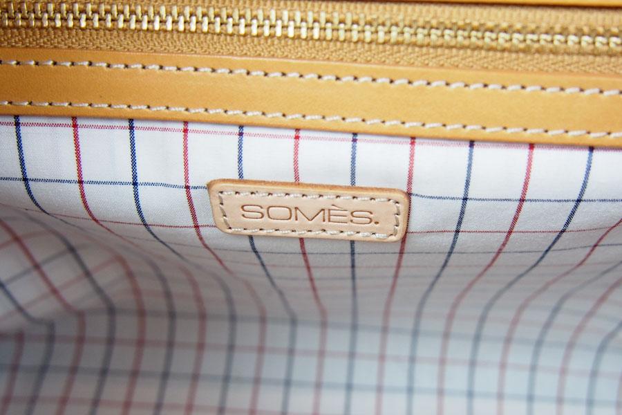 ソメスサドル|SOMES SADDLE|フラップ型 ショルダーバッグイメージ011