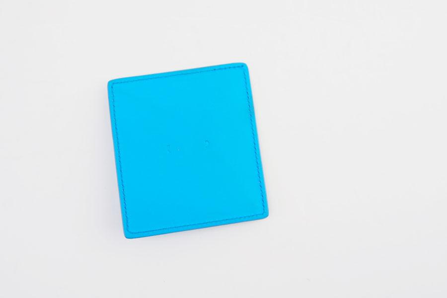 ピービーゼロワンワンゼロ|PB0110|ナチュラルレザーコインケース|ブルーイメージ05