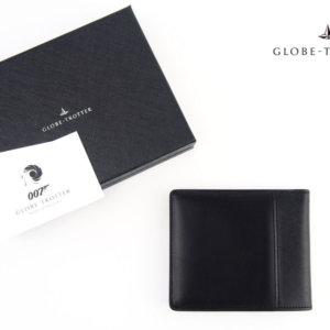 グローブトロッター|globe-trotter|『007』コレクション|レザー札入れ|ジェイムスボンドイメージ01