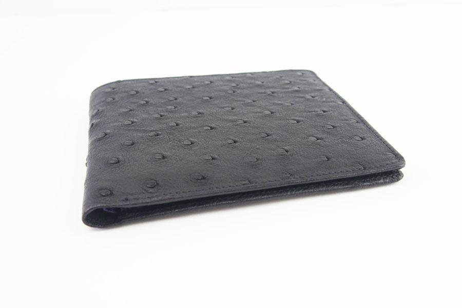 <ロウナーロンドン>折財布オーストリッチ×リザードイメージ02