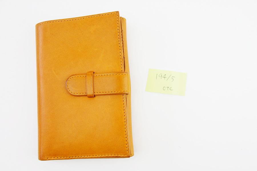 ロウナー ロンドン|LAUNER LONDON|小銭入れ付き折財布|194|タンパネルハイドイメージ012