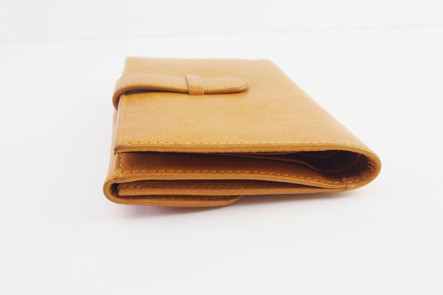 ロウナー ロンドン|LAUNER LONDON|小銭入れ付き折財布|194|タンパネルハイドイメージ04