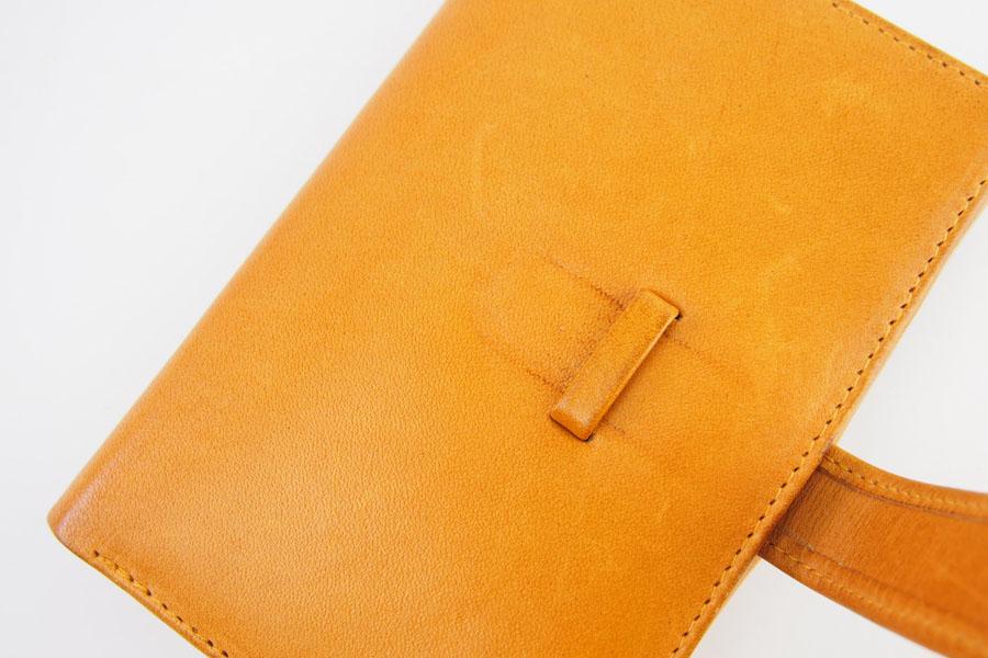ロウナー ロンドン|LAUNER LONDON|小銭入れ付き折財布|194|タンパネルハイドイメージ07