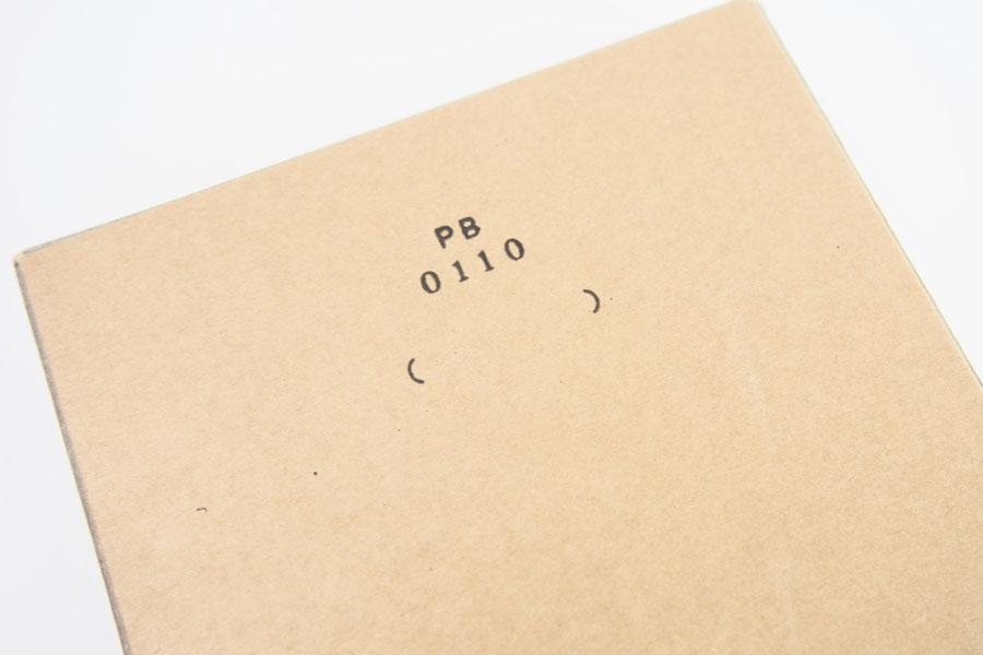 ピービーゼロワンワンゼロ|PB0110|長財布|CM13 WALLET BLACK|ローズイメージ017