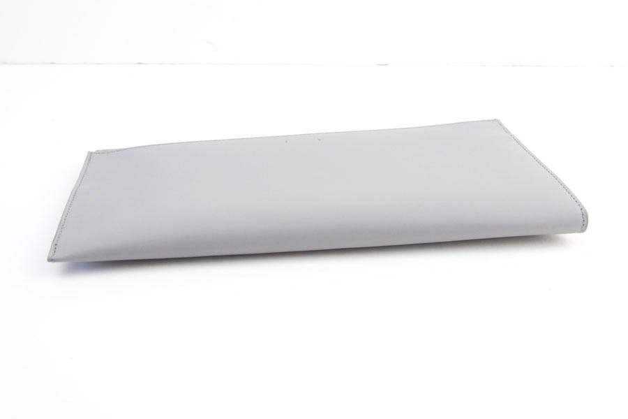 ピービーゼロワンワンゼロ|PB0110|長財布|CM13 WALLET BLACK|ライトグレイイメージ03
