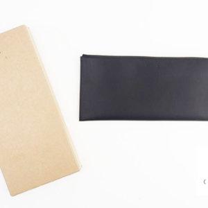 ピービーゼロワンワンゼロ PB0110 長財布 CM13 WALLET BLACK ブラック イメージ01