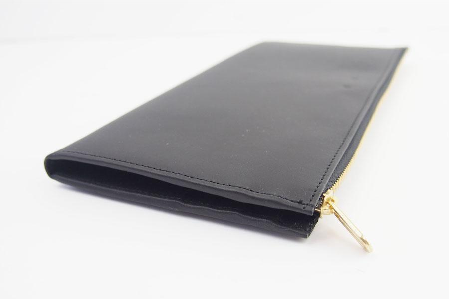 ピービーゼロワンワンゼロ|PB0110|長財布|CM13 WALLET BLACK|ブラック イメージ05