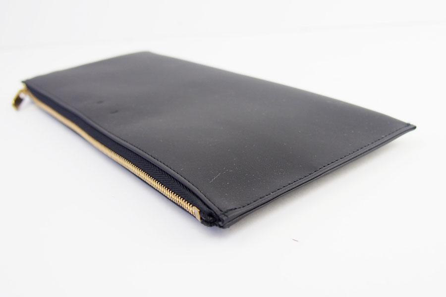 ピービーゼロワンワンゼロ|PB0110|長財布|CM13 WALLET BLACK|ブラック イメージ07