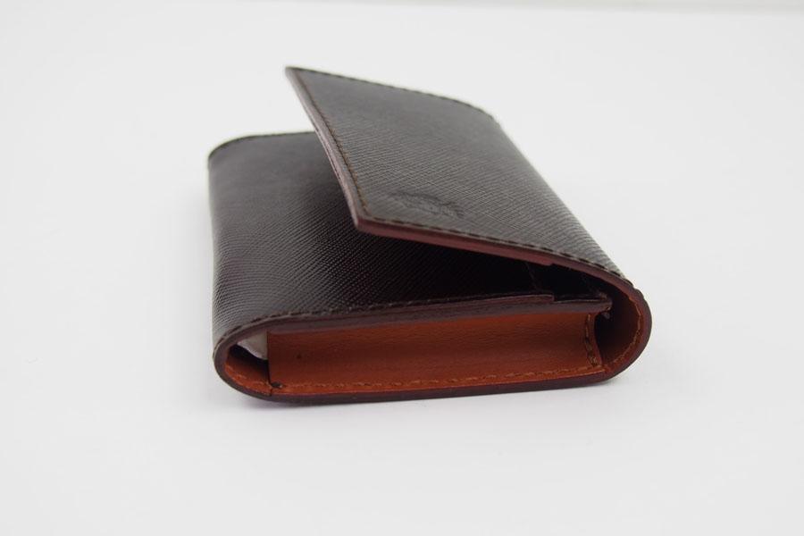 フェリージ|Felisi|サフィアーノレザー|カードケース|名刺入れ|450/SI|ブラウンイメージ04