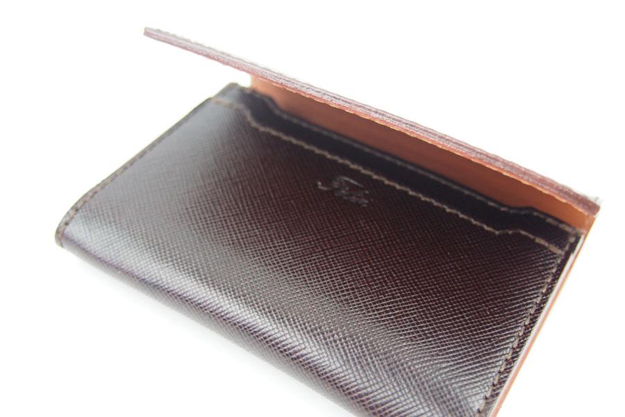 フェリージ|Felisi|サフィアーノレザー|カードケース|名刺入れ|450/SI|ブラウンイメージ07