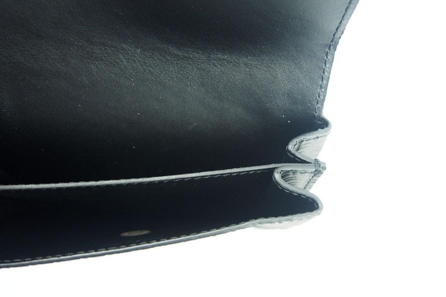 ザネラート ZANELLATO カードケース ブラック 51280 LINEA CACHEMIRE BLANDINE NEROイメージ08