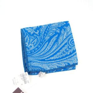 <ロダ|RODA>ポケットチーフ(ブルー)イメージ01