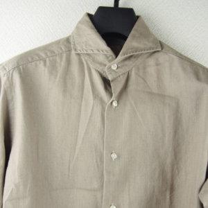 <ギローバー>ワイドカラーシャツ イメージ2