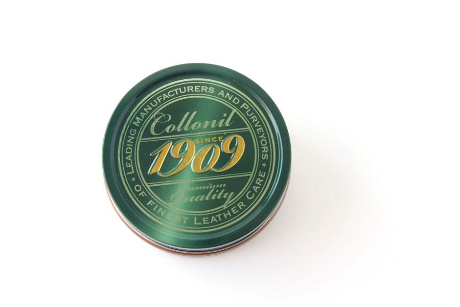 コロニル|Collonil|1909 シュプリームクリームデラックス|タン イメージ04