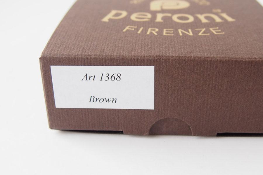 ペローニ×チャーリーバイス |peroni|コインケース Art 1368 Brown イメージ013