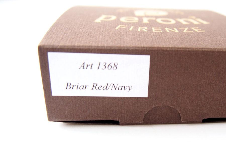 ペローニ×チャーリーバイス |peroni|コインケース Art 1368 Briar Red/Navy イメージ06