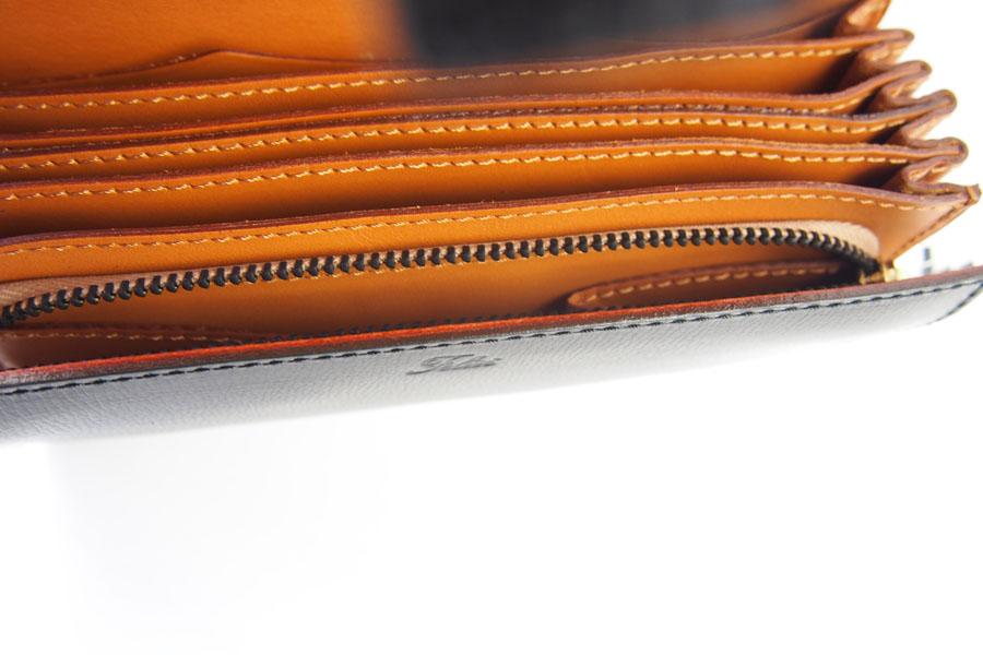 <フェリージ>長財布ブラックイメージ012