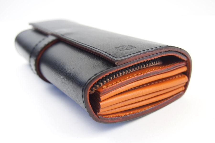 <フェリージ>長財布ブラックイメージ02