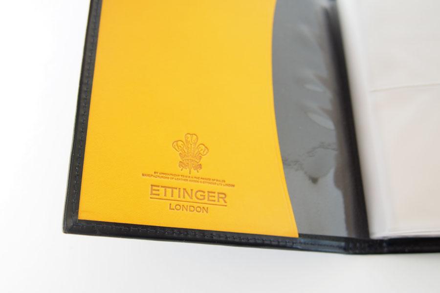 エッティンガー|ETTINGER|ビジネスカードファイル|ネイビーイメージ05