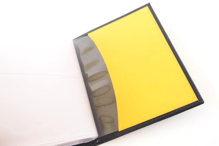 エッティンガー|ETTINGER|ビジネスカードファイル|ネイビーイメージ06