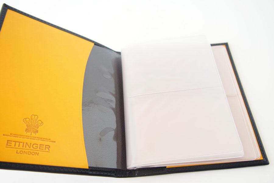 エッティンガー|ETTINGER|ビジネスカードファイル|ネイビーイメージ07